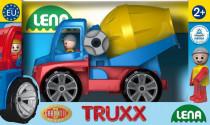 Auto Truxx domíchávač plast 25cm v krabici 24m+