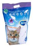 Podestýlka Cat silikagel Duvo+ levandule 5 l