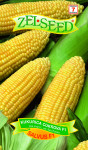 Seva Zelseed Kukuřice cukrová - Salvus F1 polopozdní 28g - VÝPRODEJ