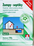 Enzym žumpy a septiky Bacti ZS - 100 g