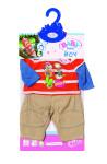 BABY born Oblečení na chlapečka, 2 druhy - mix variant či barev