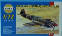 Směr CURTISS P - 40K/Kittyhawk Mk.III - VÝPRODEJ