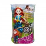 Hasbro Disney Princezna Locika/ Merida s módními doplňky - mix variant či barev - VÝPRODEJ