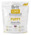 Brit Care Dog Puppy Lamb & Rice 1 kg