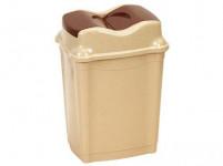 koš odpadkový WHIRPOOL výklopný 28l obdélníkový plastový - mix barev