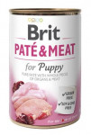Brit Dog konz Paté & Meat Puppy 400g