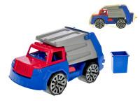Auto nákladní popeláři