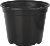 Květináč - kontejner Arca 10 cm - černý