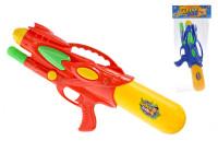 Vodní pistole 48 cm s pumpou - mix barev