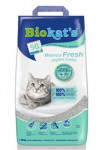 Podestýlka Cat Gimpet - Biokat's Bianco Fresh 10 kg - VÝPRODEJ