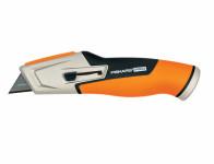 Nůž FISKARS CARBOMAX zasouvací čepel 26cm 1027223