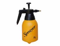Rozprašovač SPRAYER tlakový žlutý 2l