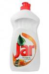 Saponát na nádobí Jar Orange/Lemon Grass 500ml