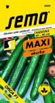 Semo Okurka salátová do skleníku - Orca F1 velmi dl 10s - série Maxi