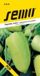 Semo Paprika zeleninová pálivá - PCR na pole i k rychlení 0,6g  /SHU 700/