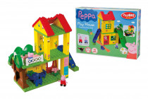 PlayBig BLOXX Peppa Pig Domeček na hraní - VÝPRODEJ