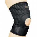 Spokey Lafe bandáž kolen neoprénová XL