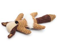 Plyšová hračka pro psy liška 25 cm, Domestico