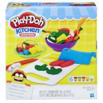 Play Doh Sada prkýnek a kuchyňského náčiní