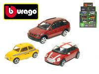 Auto Bburago Street Fire kov 1:43 - mix variant či barev