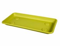 Podmiska pod truhlík ANTHEA plastová zelená 50cm