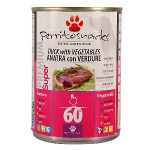 Perrito konzerva pes Duck & Vegetables 395g