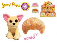 Sweet Pups štěňátko plyšové 13 cm vonící - mix variant či barev