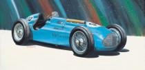 Model Lago Talbot Grand Prix 1949 16,5x6,8cm