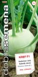 Dobrá semena Kedluben bílý - Kref F1 raný 40s - VÝPRODEJ
