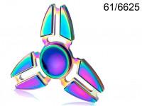 Spinner kovový duhový Crazy Gyro I - VÝPRODEJ