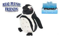 Tučňák plyš 13cm 0m+