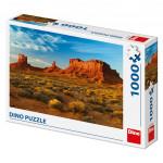 Puzzle Monument Valley, Arizona USA 66x47cm 1000 dílků